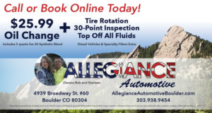 May 2017 Oil Change Coupon