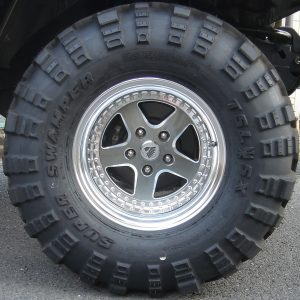 Car off-road tire