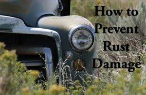 How To Prevent Rust