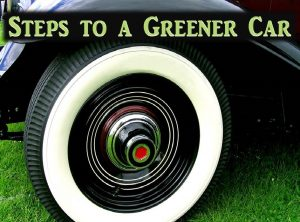Steps To A Greener Car