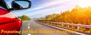 prepare your car for summer