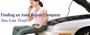 Contact an Autorepair Company