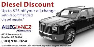 diesel discount
